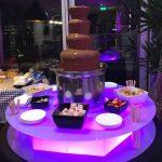 Chocolate fountain hire Kent Leisure King