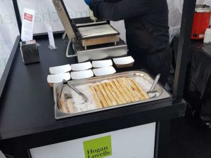 Churros Stand Hire Kent