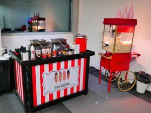 Popcorn machine hire in London