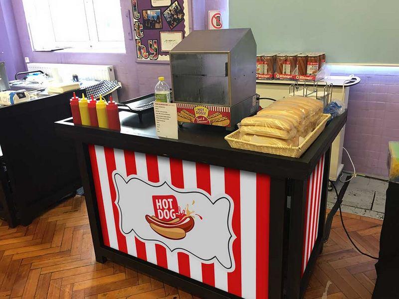 Hot dog machine hire Essex