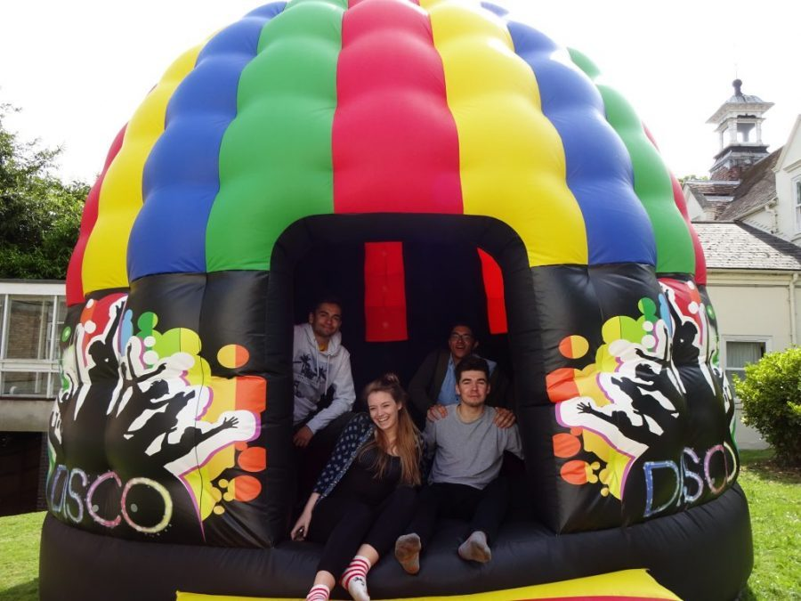 Inflatable disco dome hire london