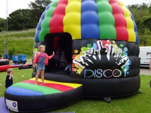 Inflatable hire disco dome kent