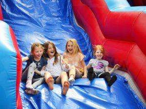 Inflatable-mega-slide-hire-london