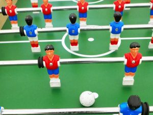 table-football-hire-london