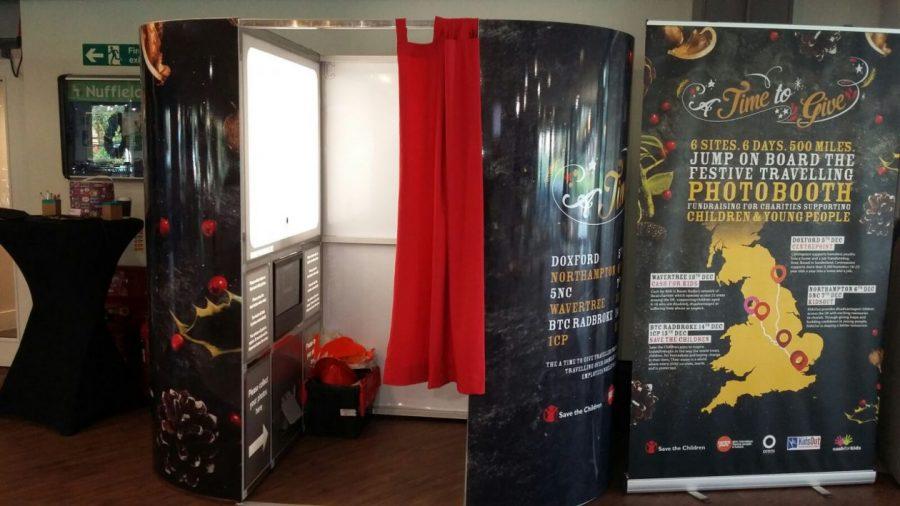 Photobooth exhibition hire