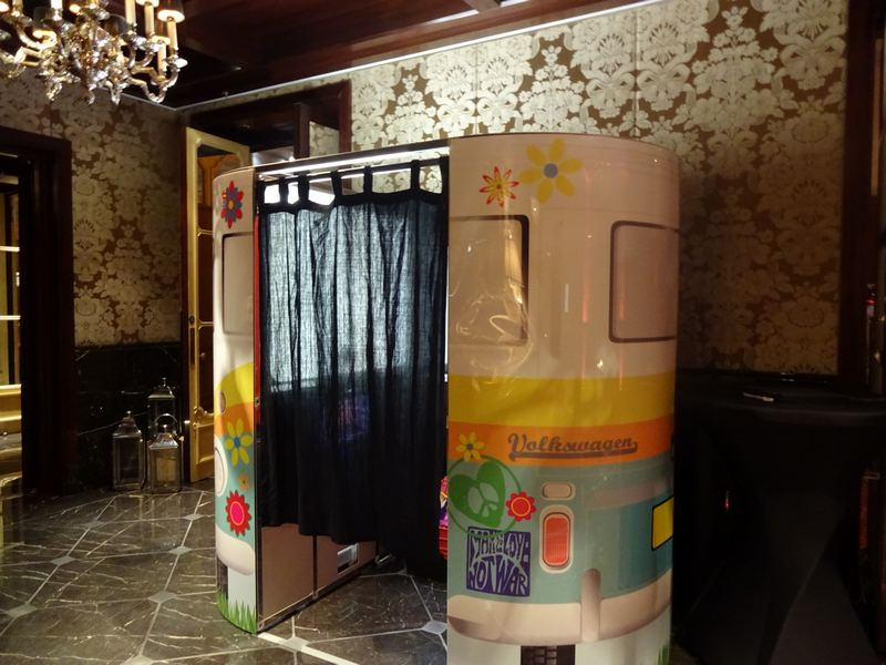Photobooth rent; Campervan photo booth hire