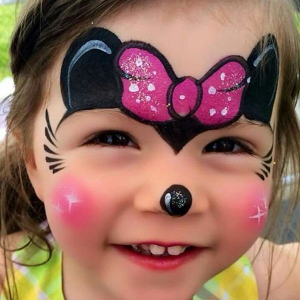 Children's face painter in kent