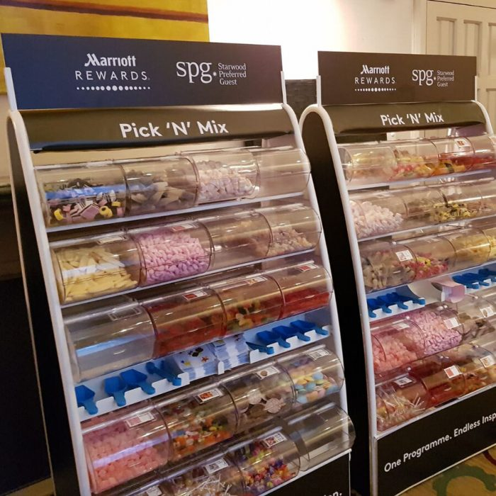 Pick and mix hire