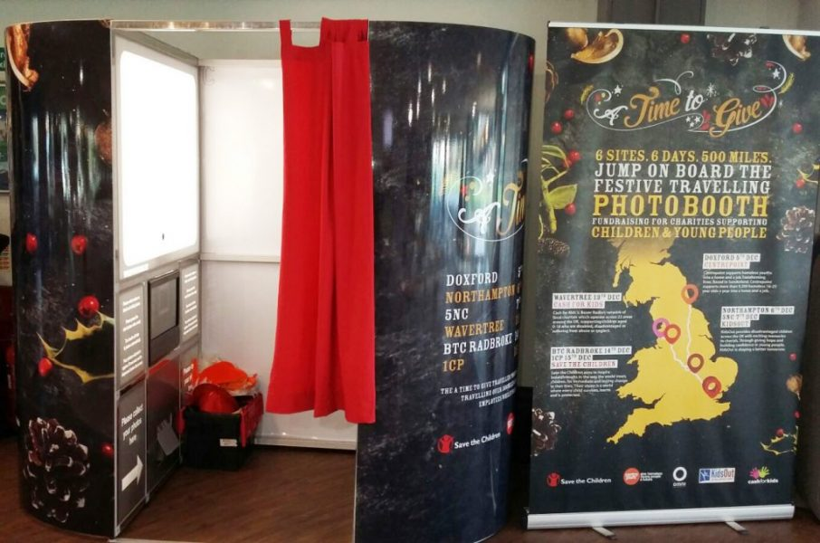 Branded photo booth hire kent