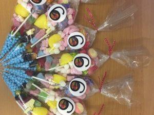 Customised sweetie cones kent