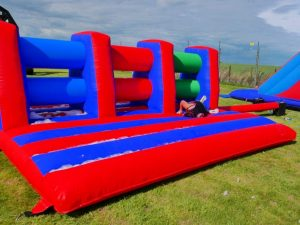 Inflatable-hurdles-hire-london