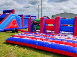 Rent-inflatable-hurdle-essex