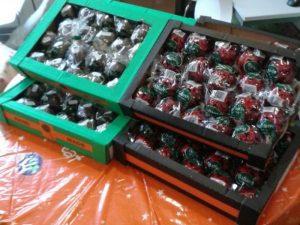 Bulk buy toffee apples