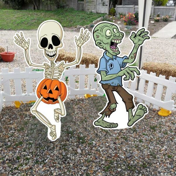 Halloween party game hire ring toss