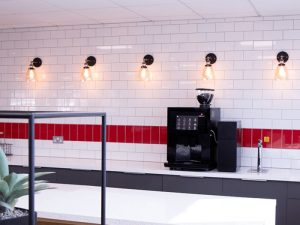 Coffee machine hire London