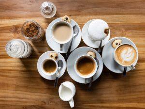 Rent a coffee machine London