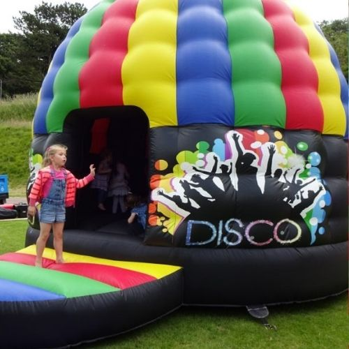 Inflatable disco dome hire