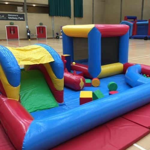Soft play hire kent