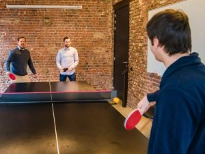 Table tennis hire gravesend