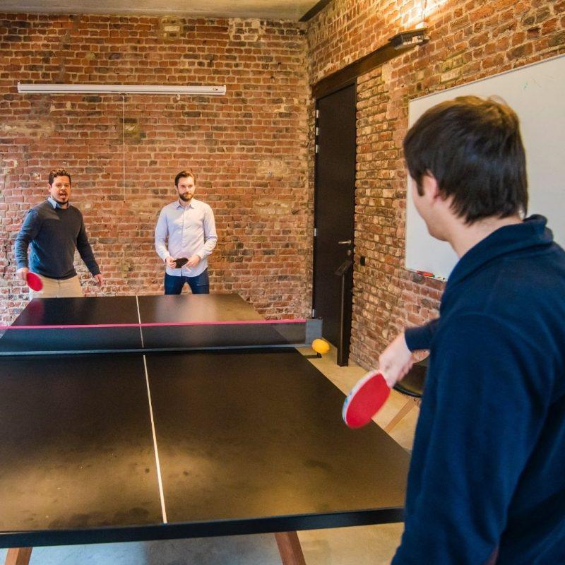 Table tennis hire gravesend
