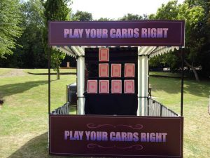 side-stalls-hire-play-your-cards-right
