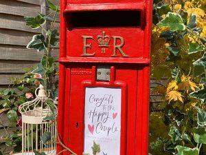 wedding-card-post-box-hire-kent