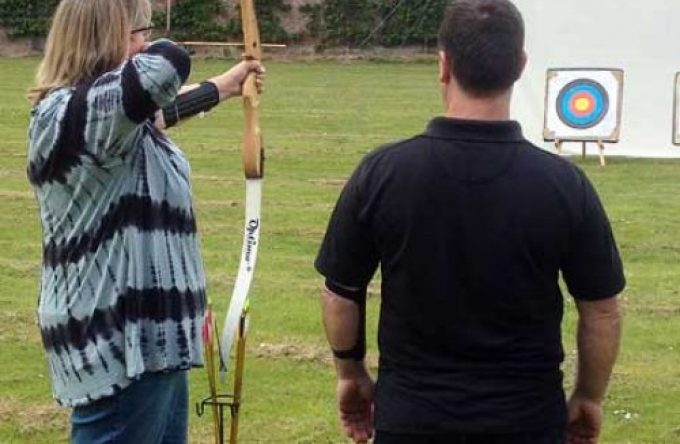 archery games and event management
