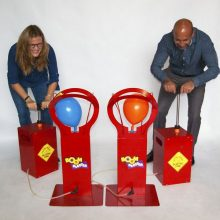 balloon boom hire
