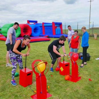balloon boom game hire