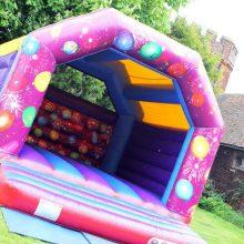 Bouncy castles hire kent