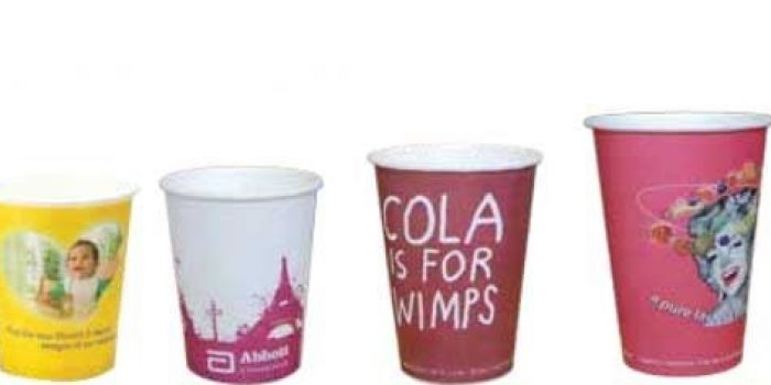 Branded Cups (Pic 1)