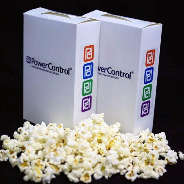 Branded Popcorn Boxes (Pic 2)