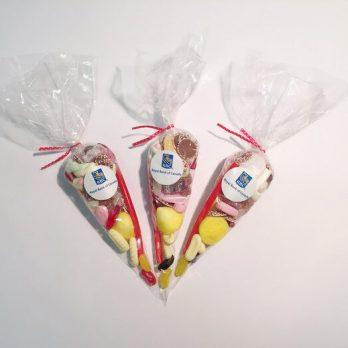 Branded Sweetie cones Kent