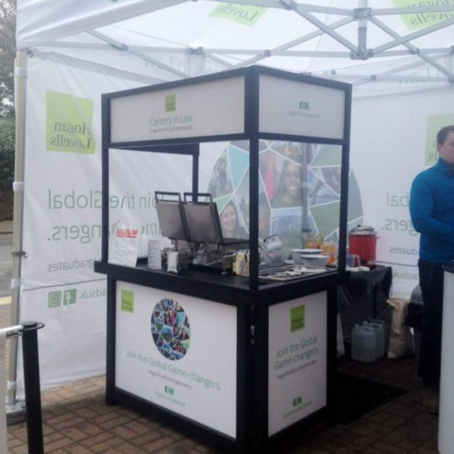 Branded churros stand hire london