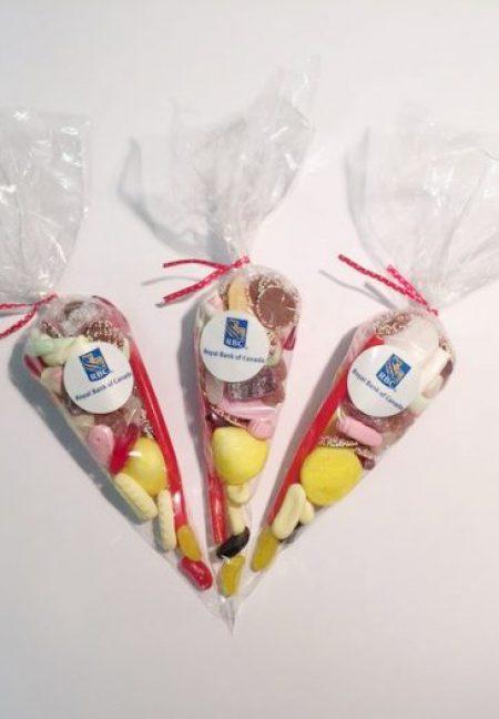 Branded sweetie cones Dartford