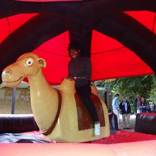 Bucking Bronco hire Essex; Mechanical bull rental