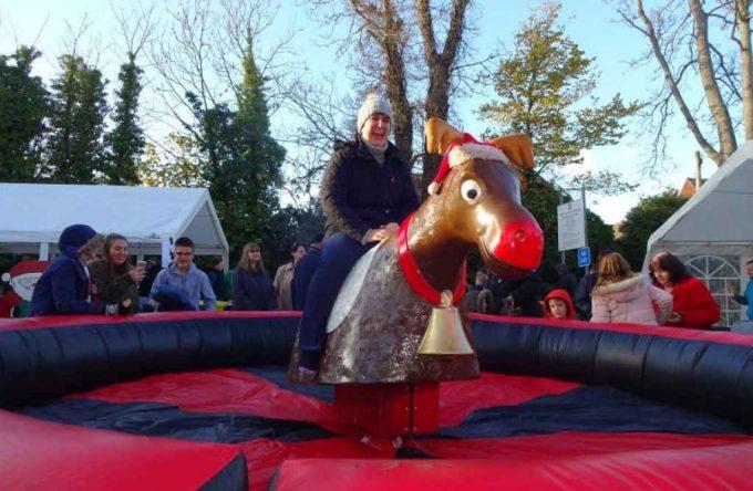 Bucking bronco hire Kent; Rodeo Bull Hire Kent