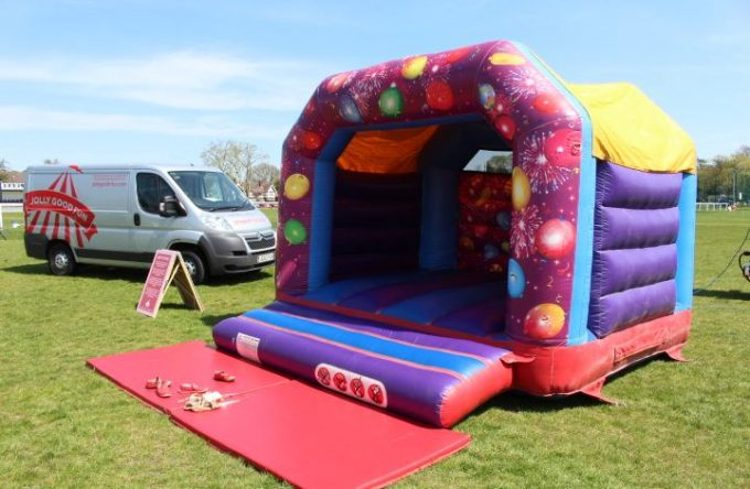 Celebrations bouncy castle hire dartford