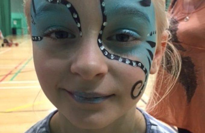 Children's face painter