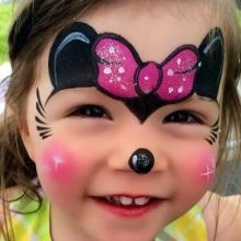 Children's face painter in kent