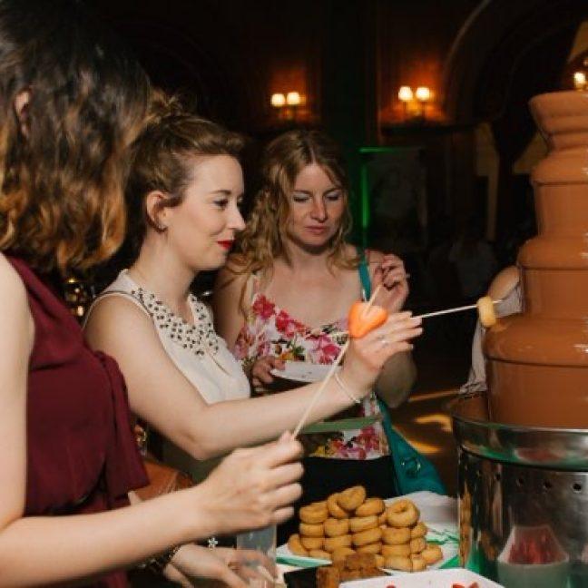 Chocolate fountain hire Essex