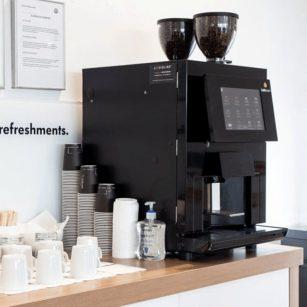 Coffee machine hire kent