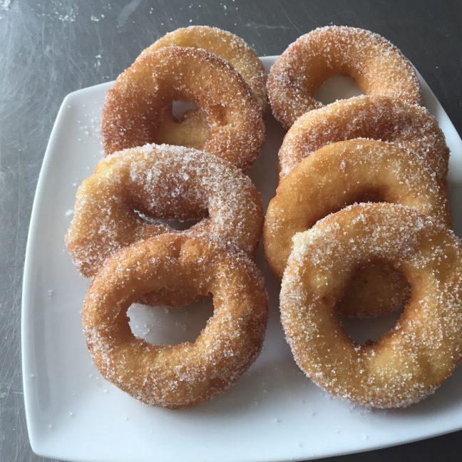 Correct doughnuts