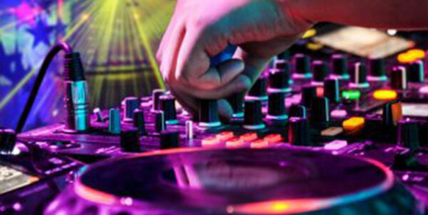 DJ and mobile disco hire corporate event