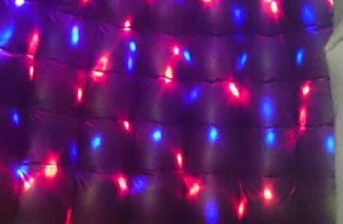 Disco dome lights