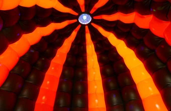 Discodome inflatable hire dartford