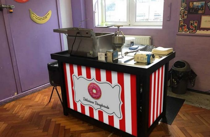 Donut Cart Hire London
