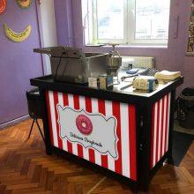 Donut Cart Hire London