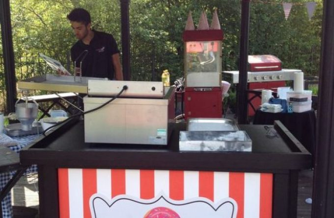 Donut stall hire kent