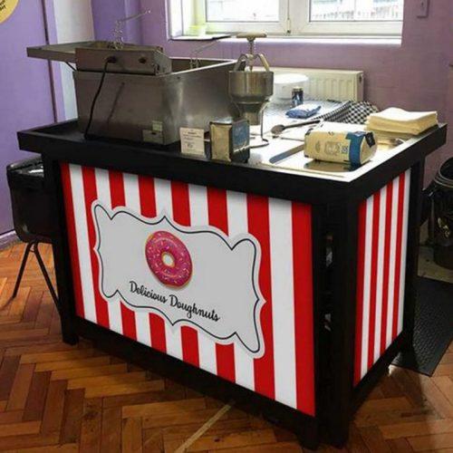 Doughnut stall hire kent